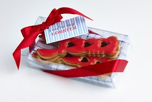 DOMINIQUE ANSEL LOBSTER LINZER
