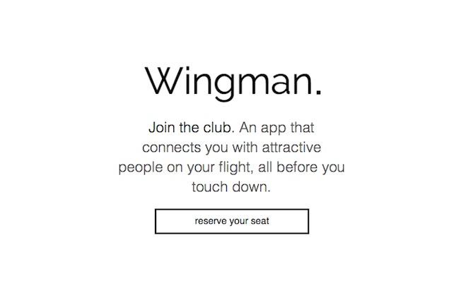 Wingmandatingapp